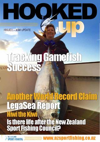 Hooked Up issue 3