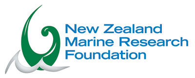 New Zealand Marine Research Foundation Logo